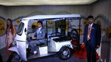 Auto Expo 2018: Lohia Auto launches five seater Comfort e-Auto and two diesel autos