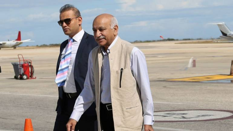 MJ Akbar resigns as MoS External Affairs in wake of #MeToo allegations
