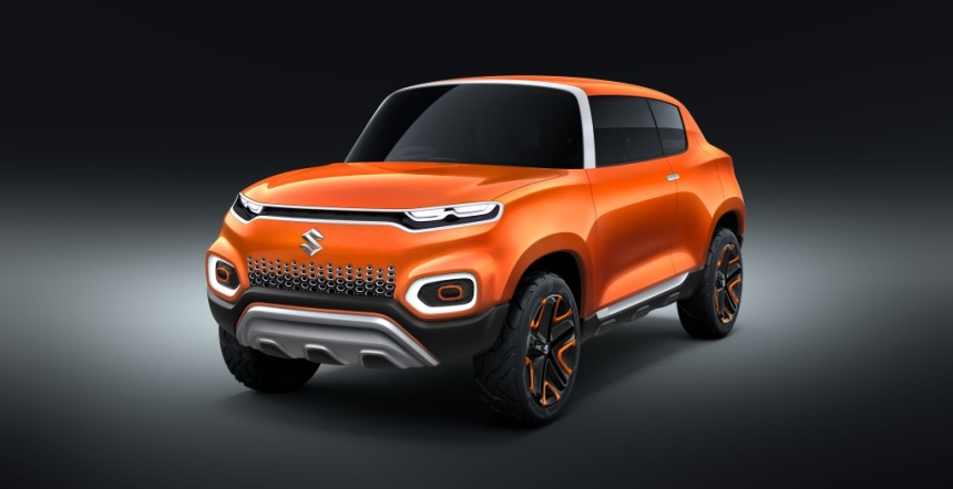 Maruti Suzuki Future S | Maruti Suzuki's Future S is a crossover between an SUV and a hatchback. The compact five seater car is a concept at present and will likely debut in 2 years.