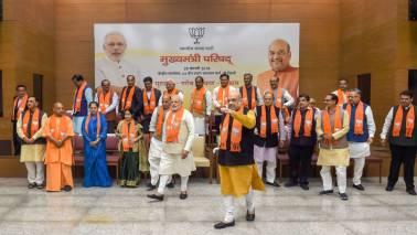 Nitish Kumar, Uddhav Thackeray attend NDA leaders meet ahead of Lok Sabha results