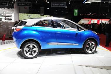 Tata Motors launches compact SUV Nexon in Sri Lanka