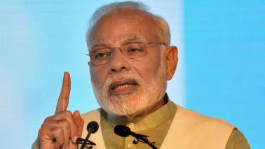Frustrated Opposition spreading lies against govt: PM Modi