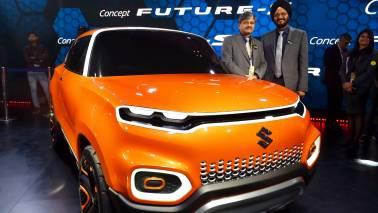 Auto Expo 2018: Maruti Suzuki India's Kenichi Ayunkawa talks about electric cars, Future S