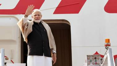 Now, a coffee-table book on PM Modi's foreign visits
