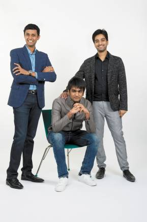 "Social media, mobile tech & communication | Pawan Gupta (26), Nipun Goyal (27), Mudit Vijayvergiya (27), Co-founders, Curofy: They are on a mission to help doctors diagnose and cure faster. Curofy, a networking mobile app, has over 200,000 ""verified"" doctors discuss more than 400 cases every day."