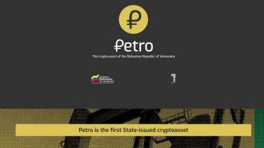 Venezuela raises USD 735m on first day of pre-sale of its cyptocurrency, to launch another based on gold
