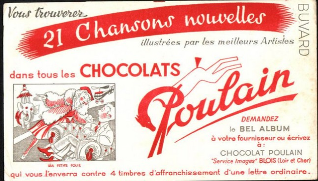 This title has been awarded since 1933. However, the nothing was given with it till 1975 when the company, Chocolat Poulain, decided to create something for it based what you see here. What are we talking about?