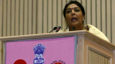 No GST on laughter, don't need permission to laugh: Renuka Chowdhury