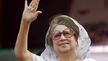 'I will be back, don't cry': Khaleda Zia tells weeping relatives