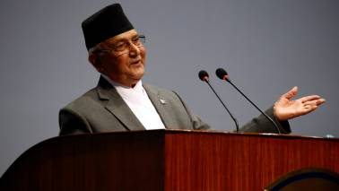 Nepal's CPN-UML names KP Sharma Oli as next Prime Minister