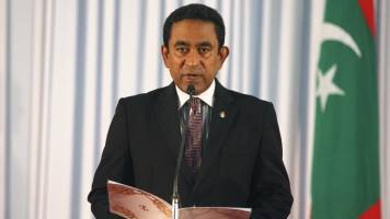 Maldives seize $6.5 million from former president Abdulla Yameen