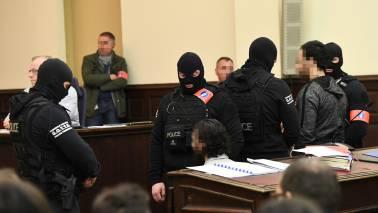 Paris attacks suspect Salah Abdeslam tells court 'I put my trust in Allah'