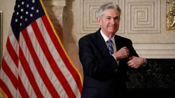 US Federal Reserve hikes rates and raises GDP forecast again