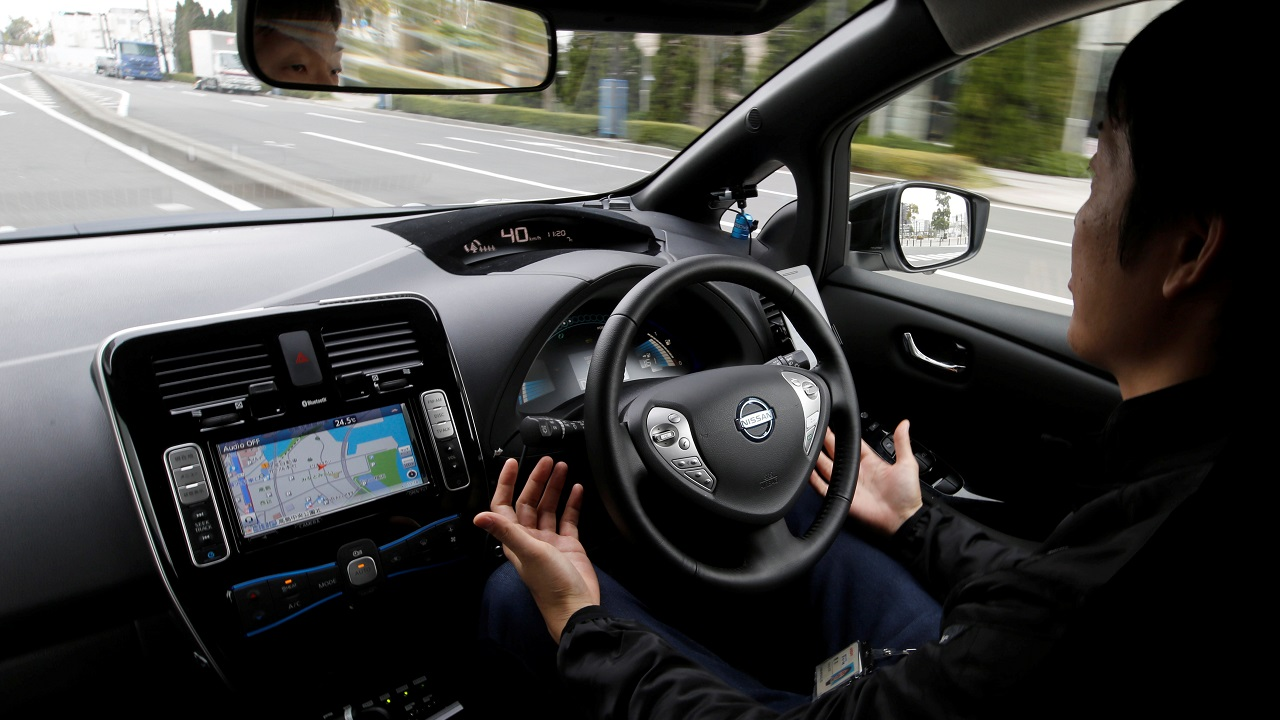 "Nissan feels the technology is a ""very good bridge"" to attract car buyers to try electric vehicles as it gave the experience of driving an electric car, but did not require charging stations. (Image: Reuters)"