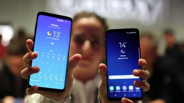 Samsung launches Galaxy S9 & S9 plus at the Mobile World Congress