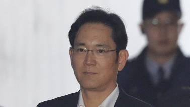 Samsung scion Jay Y. Lee walks free as South Korea court suspends jail term