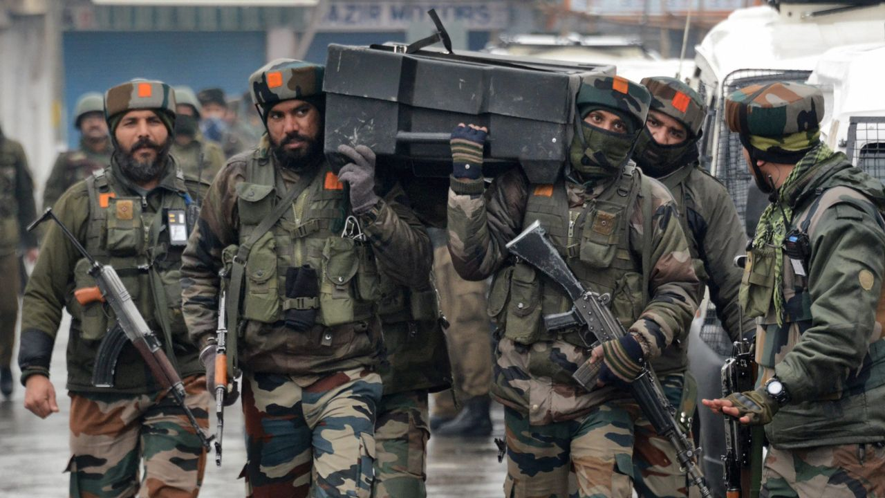 The defence minister said that quick reaction teams (QRTs) were deployed in vulnerable areas. It was assessed that Pak-Sponsored terrorists may target softer elements, hence, QRTs were also positioned at Sunjuwan family quarters, she said. (PTI)