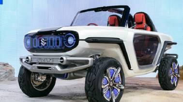 Maruti Suzuki showcases concept electric SUV e-Survivor