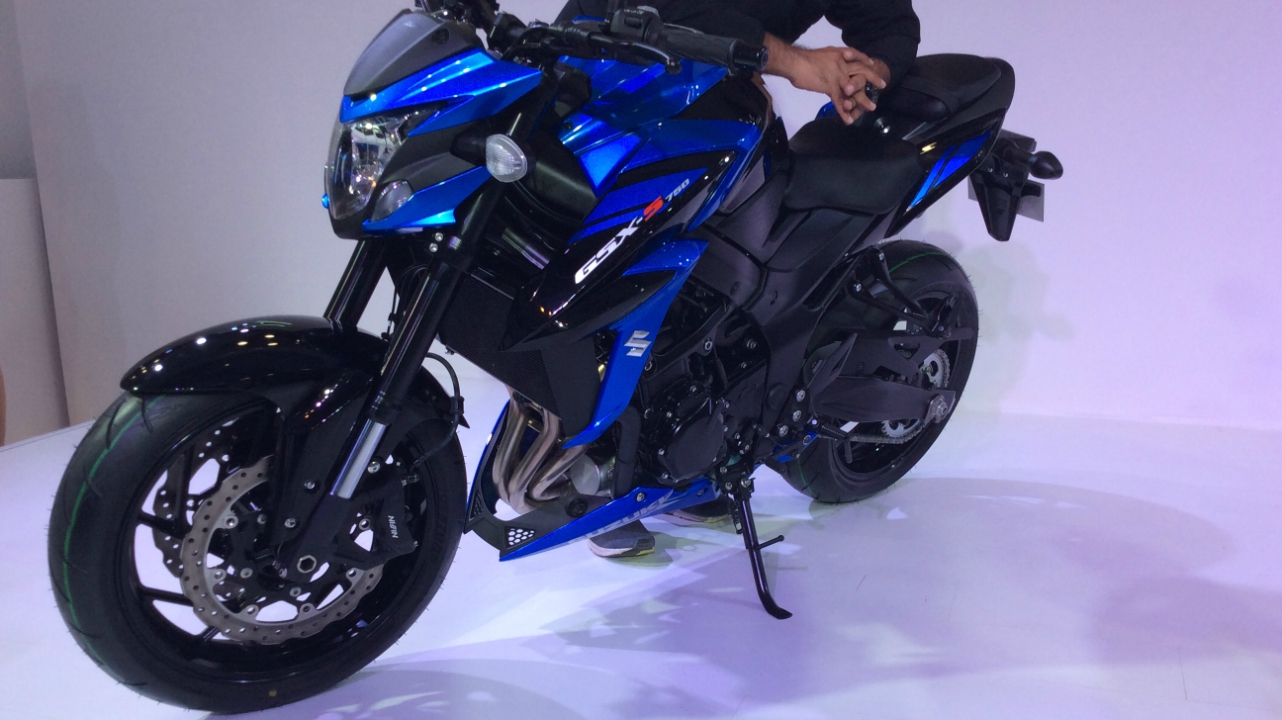 Suzuki GSX 750 will be launched commercially next month and is expected to be priced under Rs 10 lakh