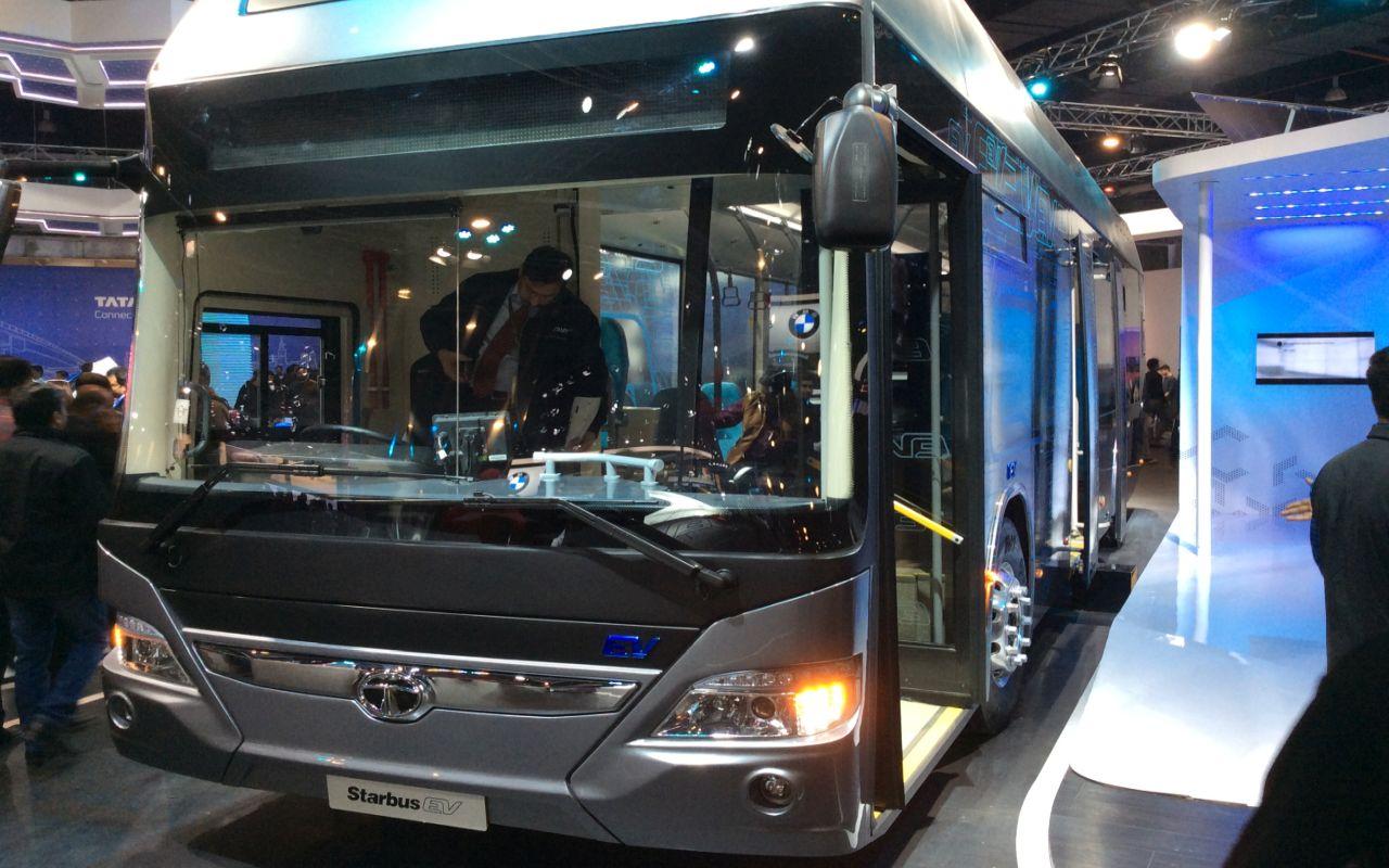 Tata Motors EV bus
