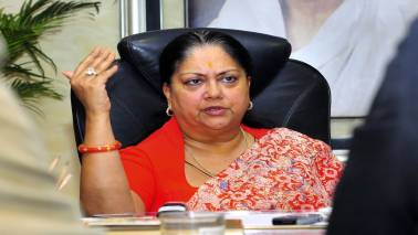 'It happens all over the world': Vasundhara Raje's answer to lynchings in Rajasthan