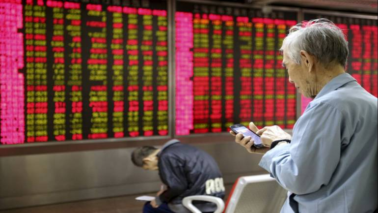 Most markets in Asia decline following rise in US bond yields