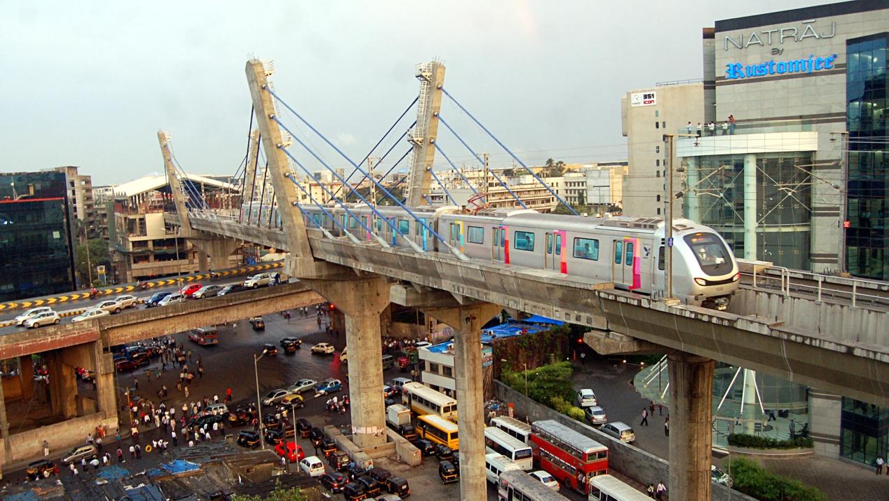 Mumbai Metro | As per the Mumbai Metropolitan Region Development Authority's (MMRDA) master plan, the mumbai metro will expand further. Currently, contsruction of metro lines between Dahisar (E) – D.N. Nagar, Colaba – BKC – SEEPZ, and Dahisar (E) – Andheri (E) is underway. Bidding to assign civil construction contractors is underway along these lines — D.N. Nagar – Mankhurd, Bhakti Park (Wadala) – Ghatkopar – Thane – Kasarvadavali, Thane – Bhiwandi – Kalyan. (Image courtesy: MMRD website)