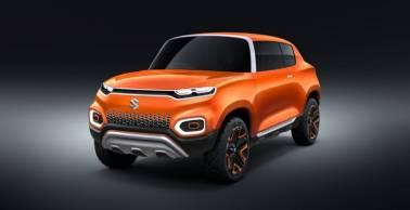 Auto Expo 2018: Maruti Suzuki unveils crossover Concept Future S; here's how it looks