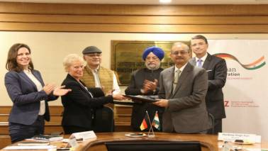 Indo-German MOU signed for technical cooperation for affordable housing