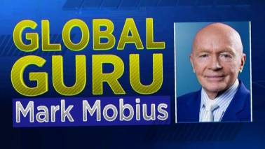 Very positive on India & believe India will surpass China in its pace of growth: Mark Mobius