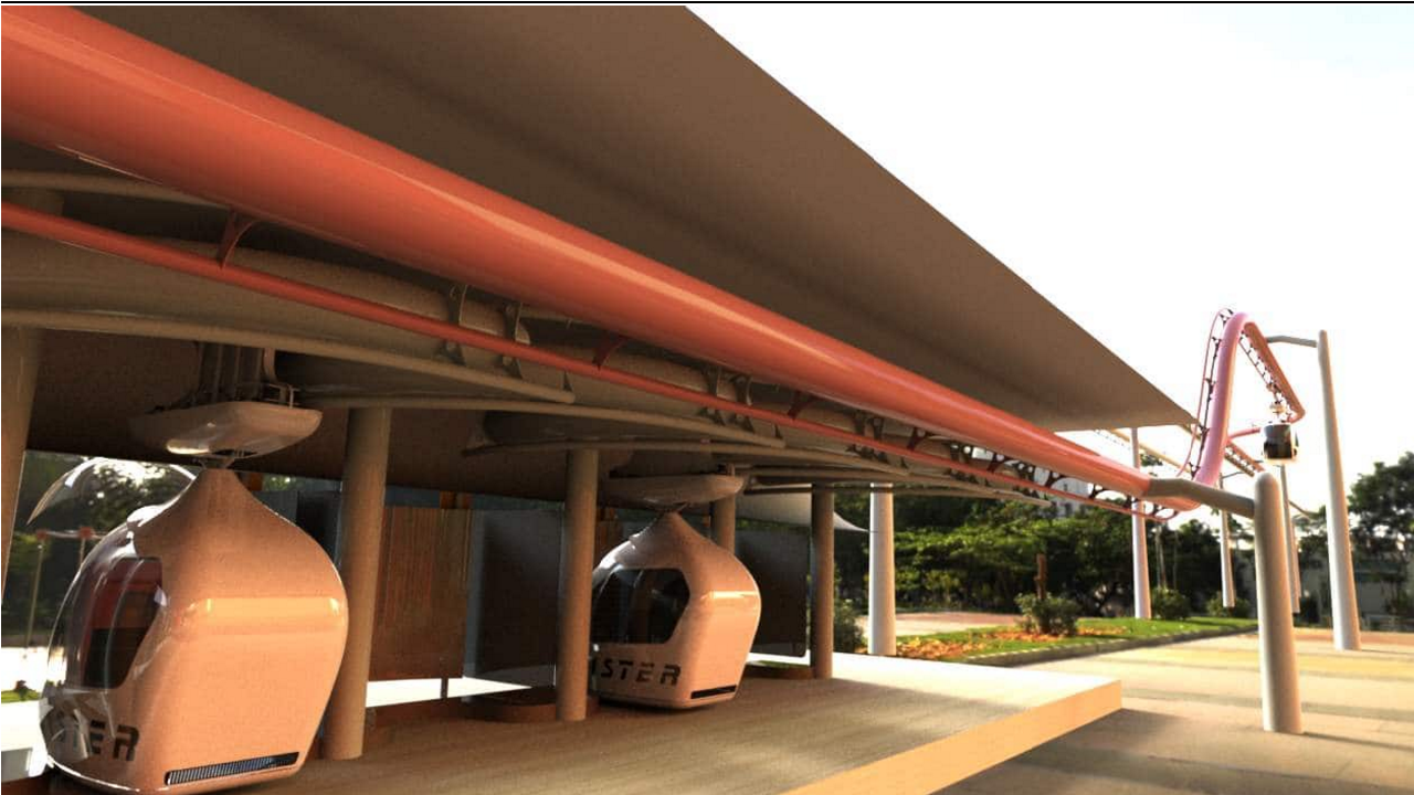 Metrino | Driverless pods, known as Metrino, may soon be introduced as a Personal Rapid Transit System (PRTS) to help locals in Thane commute to the nearest metro stations. The Thane Municipal Corporation (TMC) and the Mumbai Metropolitan Regional Development Authority (MMRDA) are planning to make this PRT sytem a reality. (Image Courtesy: PTR website)