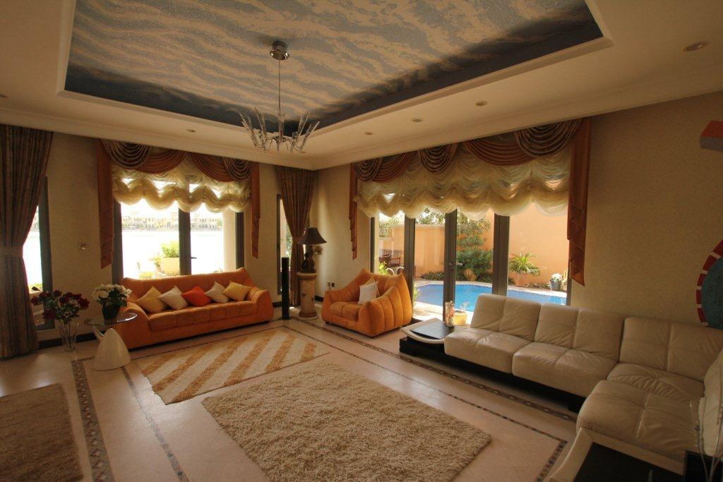 The villa that has four bedrooms comes for Rs 66,046 per night. The villa houses a maid room and offers a breath-taking view of Burj Al Arab, towering over the wonderful Arabian Sea. It also comes with a landscaped garden with patio furniture, gas barbecue, a gorgeous pool and your very own private beach.