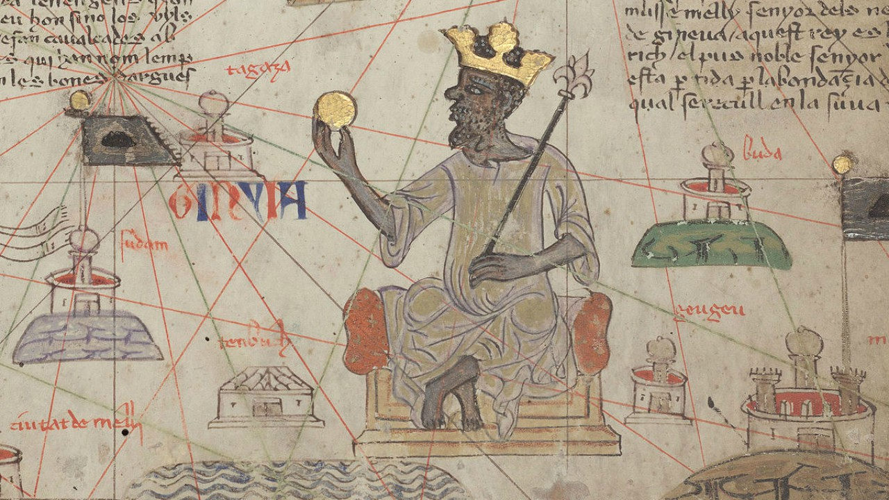 Mansa Musa (1280–1337 AD) | Country: Mali | The King of Timbuktu was the largest producer of gold in the world—at a time when gold was in especially high demand. Reports suggest that he was so rich that converting his wealth into figures is a struggle. According to the Time report, his pilgrimage to Mecca cost so much that it caused a currency crisis in Europe. (Image: Wikimedia Commons)
