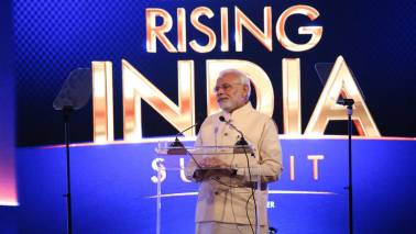 Rising India Summit: Leaders spell out growth story of a truly rising India