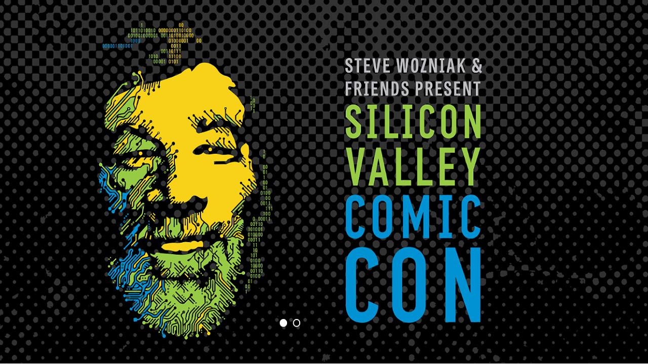Answer: Silicon Valley Comic Con. (Image Courtesy: Official website)