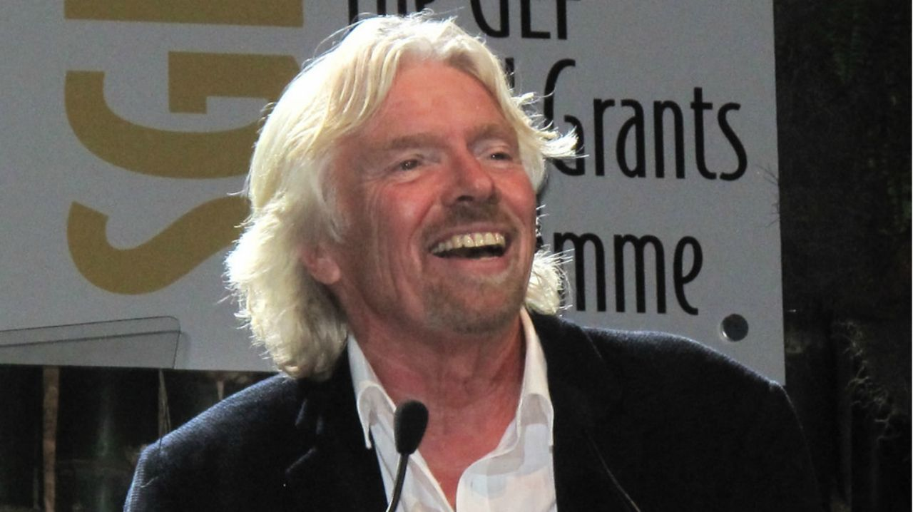 Richard Branson, Founder, The Virgin Group: The main thing is, if you have an idea for business, as I say, screw it, just do it. Give it a go. You may fall flat on your face, but you pick yourself up and keep trying until you succeed.