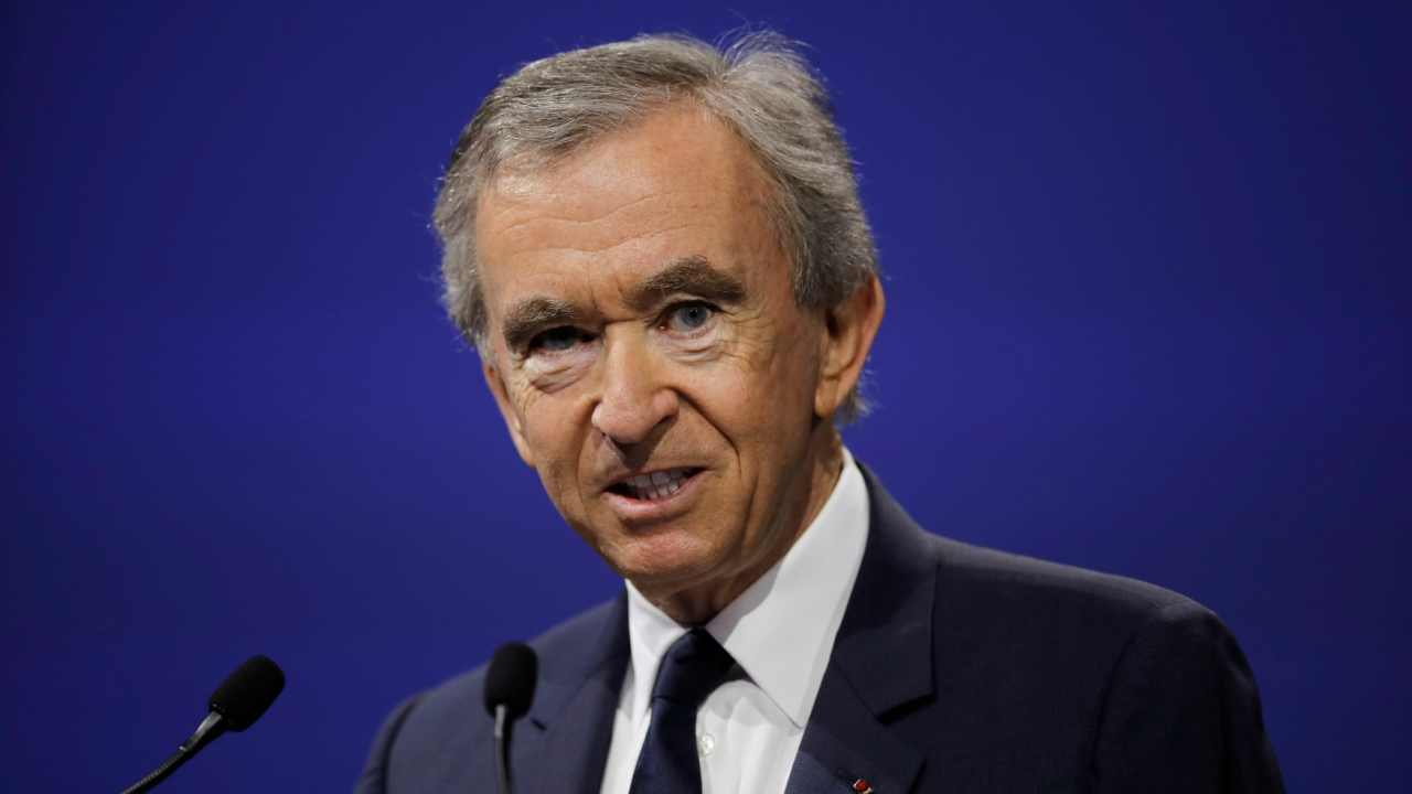 France: The European nation was unmoved at 8th position, with 51 billionaires who have a combined net worth of USD 409 billion. The richest man in world's luxury capital is Bernard Arnault (pictured) of LVMH. (Reuters)