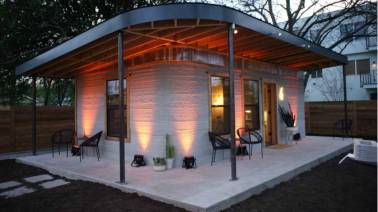 A house built just in a day? US startup builds a 3D-printed house in 24 hours