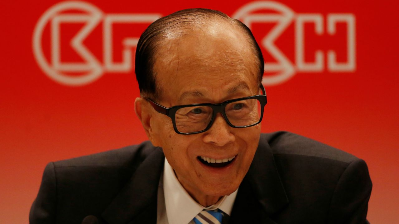 Li Ka-Shing | USD 33.5 billion | A Sino- Japanese war survivor, he fled to Hong Kong in 1940 at the age of 12. Two years later, started working as an apprentice to support the family. Fondly called Superman for his investing prowess, he owns world's third largest real estate company, and has stakes in ports, retail chains and mobile-phone networks via CK Hutchison Holdings. (Reuters)