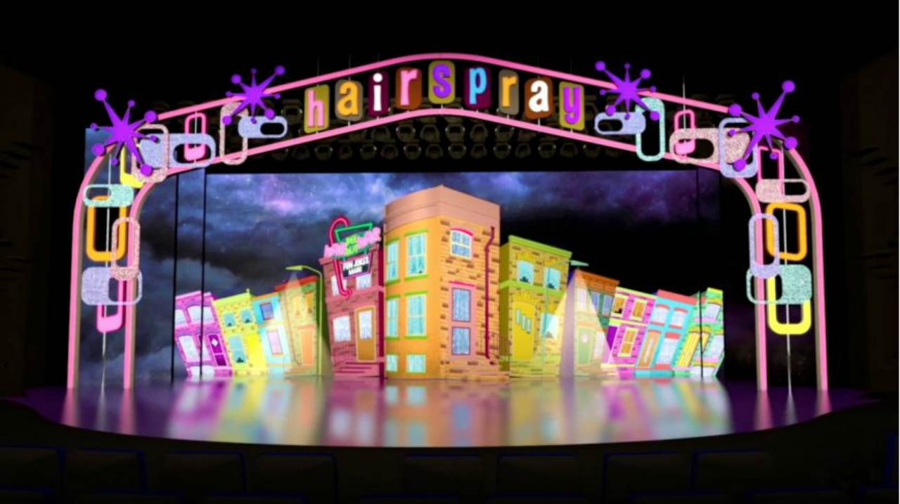 "Among the entertainment options aboard the luxurious ship include Broadway show ""Hairspray,"" original production ""Flight"" that is a humorous look at the history for flight, skating show ""1977"" and in the AquaTheater, a show titled ""HiRo."" Apart from that, a laser tag arena is there which the shipping company touts as the ""world's largest""."
