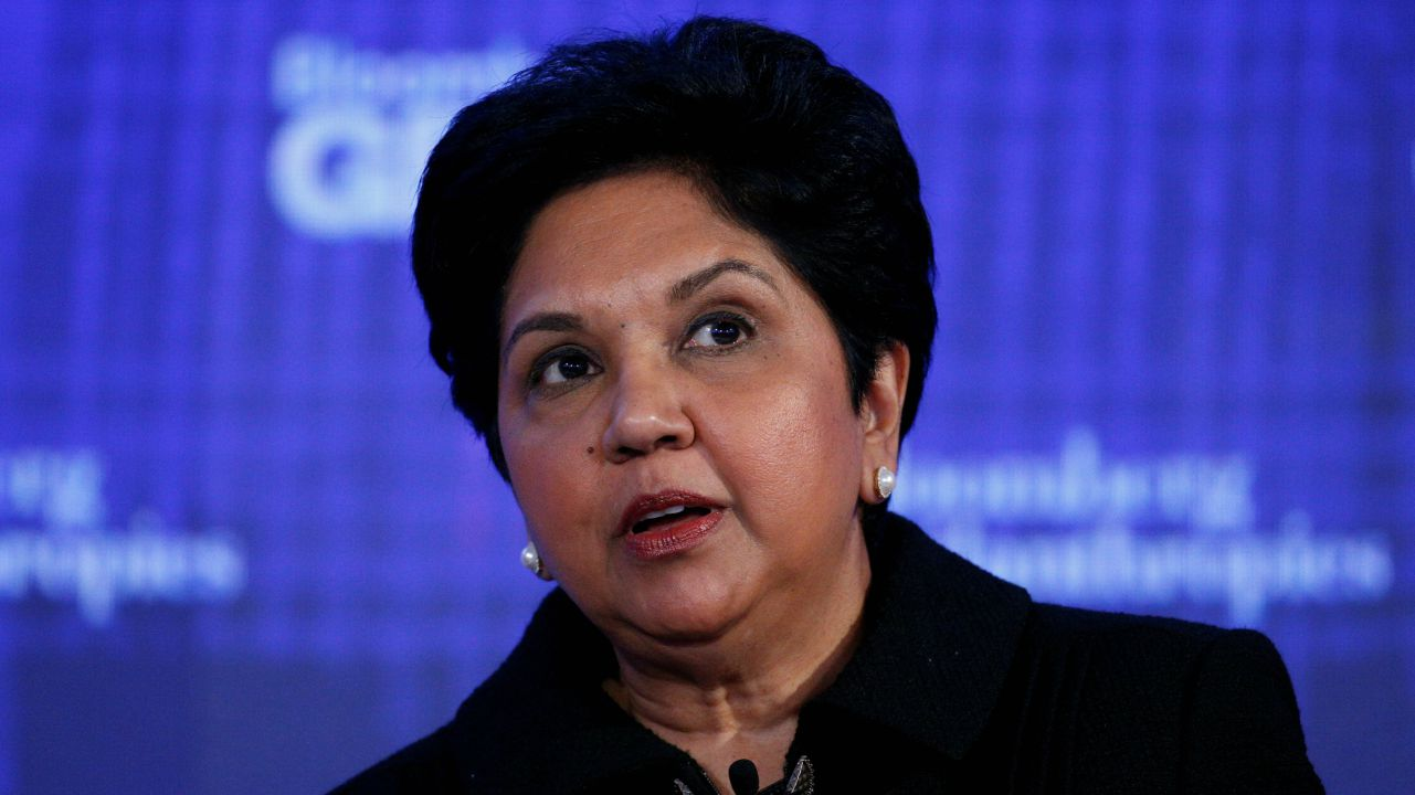 Indra Nooyi, CEO, PepsiCo: Just because you are CEO, don't think you have landed. You must continually increase your learning, the way you think, and the way you approach the organization. I've never forgotten that. (Reuters)