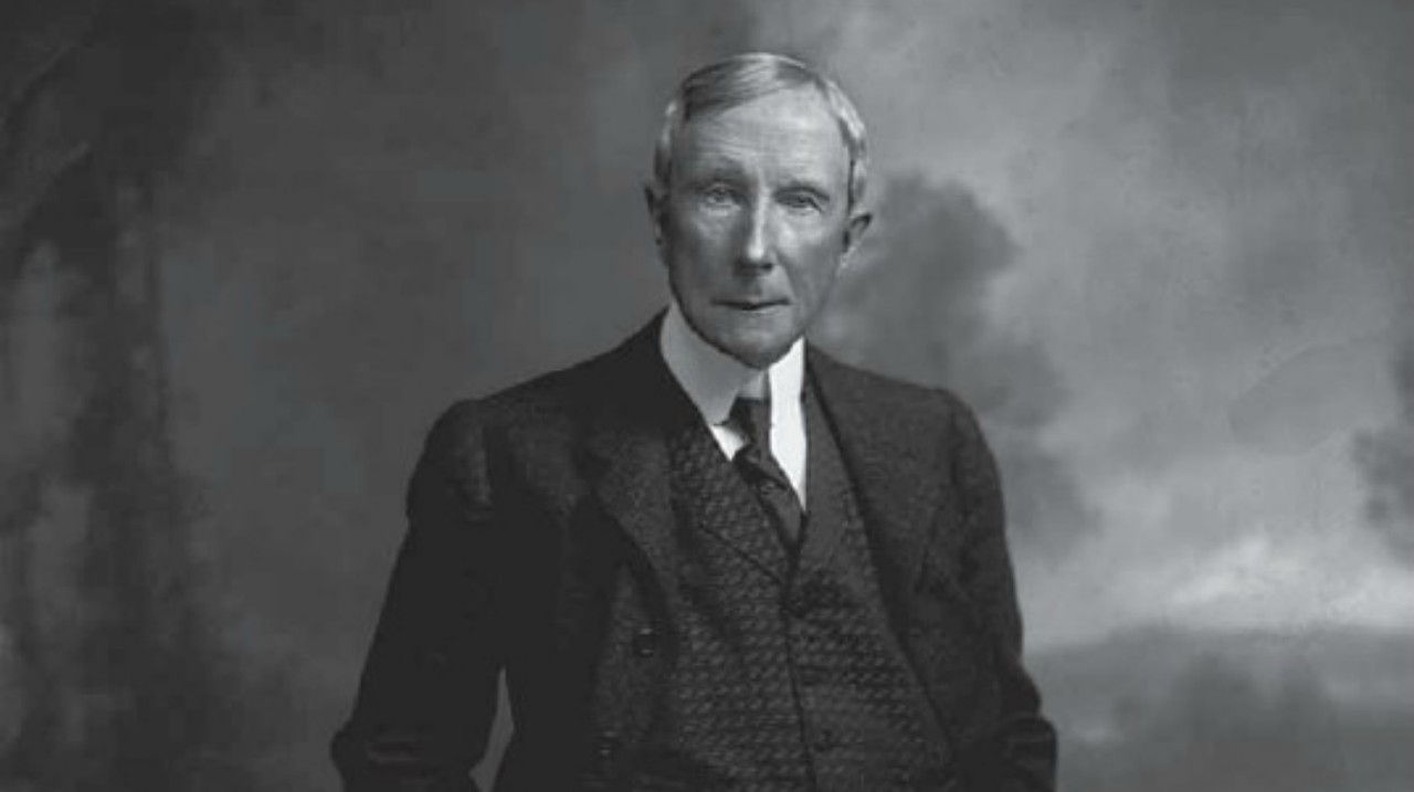 John D. Rockefeller | (1839–1937 AD) | Country: United States | Rockefeller was the oil baron of the times. His Standard Oil company was running 90 percent of the America's pipelines, which amounted to USD 357 billion in today's numbers.