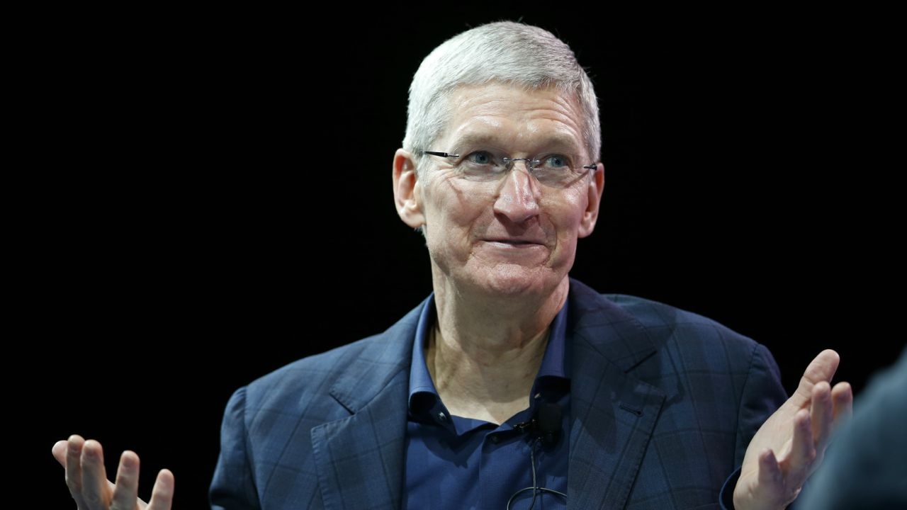 Tim Cook, CEO, Apple: There are times in all of our lives when a reliance on gut or intuition just seems more appropriate -- when a particular course of action just feels right. And, interestingly, I've discovered it's in facing life's most important decisions that intuition seems the most indispensable to getting it right. (Reuters)