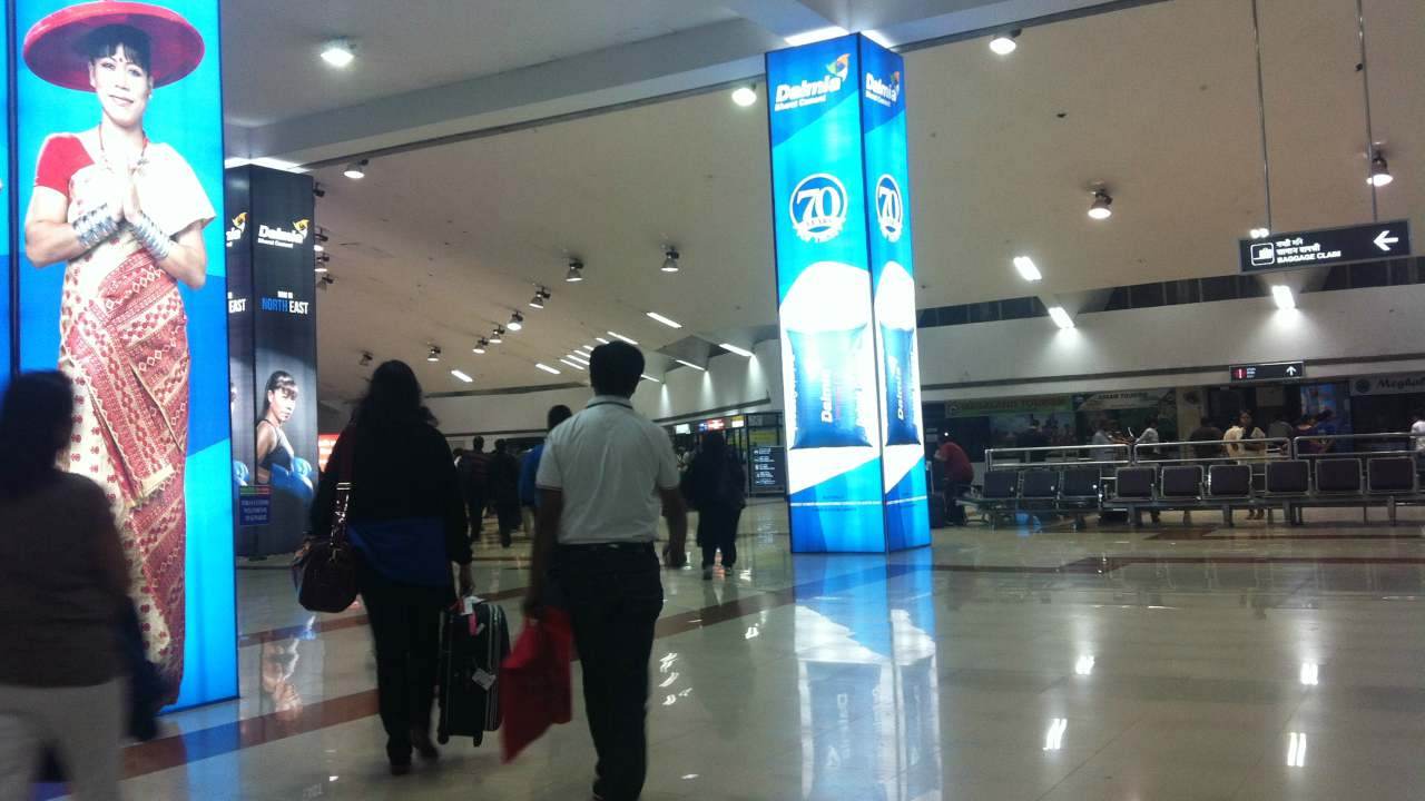 In November again, two IndiGo staffers misbehaved with a female lawyer at the Guwahati Airport. Krishna Sarma alleged that IndiGo staffers at Guwahati airport forcibly snatched her phone to delete pictures she had taken. The pictures were of her luggage being screened before the check-in procedure. The staffer asked her to delete the pictures and in spite of her telling that she had done so, he snatched her phone and deleted the pictures from her 'recently deleted' folder. The employees were later suspended by the carrier. (Wikimedia Commons)