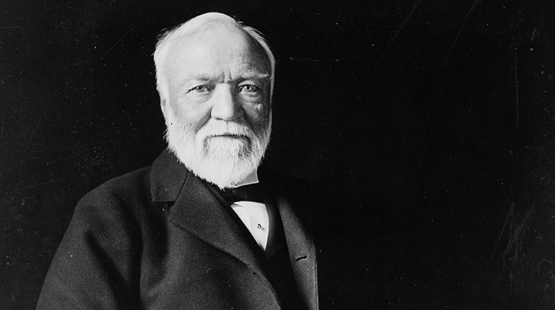 Andrew Carnegie | (1835–1919 AD) | Country: USA | Carnegie could well be the richest American of all time. The Scottish immigrant, who had sold his company US Steel to JP Morgan in 1901 for USD 480 million, could be sitting on as much as USD 372 billion in terms of 2014. (Wikimedia Commons)