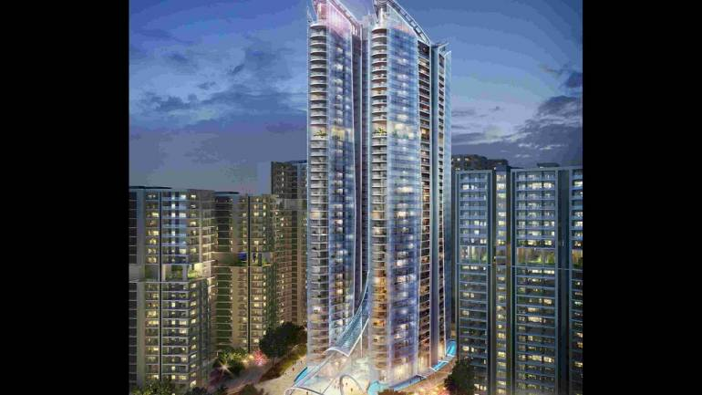 Delhi's tallest - 46-storey twin towers - designed by Versace Homes to come up in Karol Bagh - Moneycontrol.com