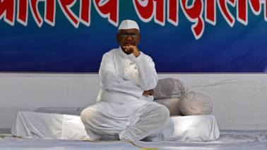 Anna Hazare to start indefinite hunger strike today for Lokpal