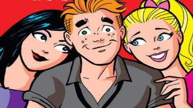Archie in Bollywood! Thanks to Graphic India