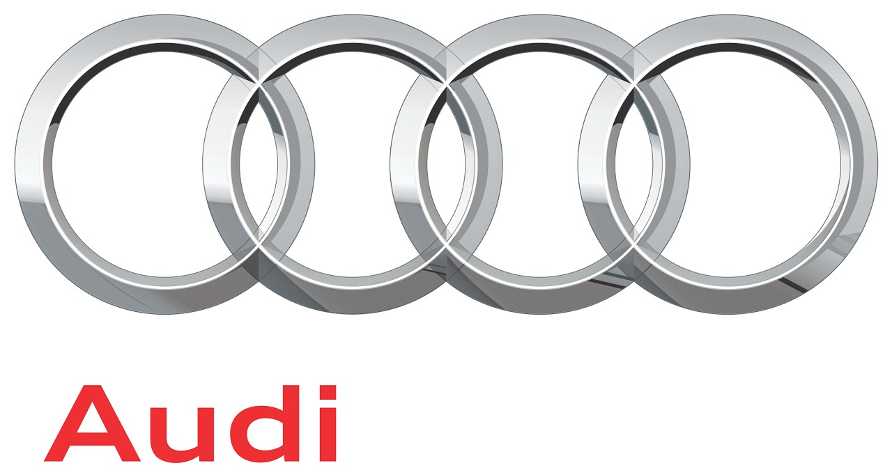 Audi | German luxury automobile manufacturer Audi has a rather melancholy tale that explains the meaning of its logo. Audi was founded by August Horch in 1909, who also founded the company Horch in 1899. The four-rings in its logo represent Germany's four oldest carmakers, namely, Audi, Horch, DKW and Wanderer, that had to band together to make Audi as we know it.