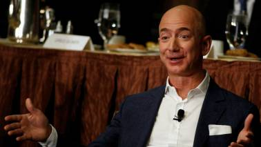 Bezos becomes richest person in modern history